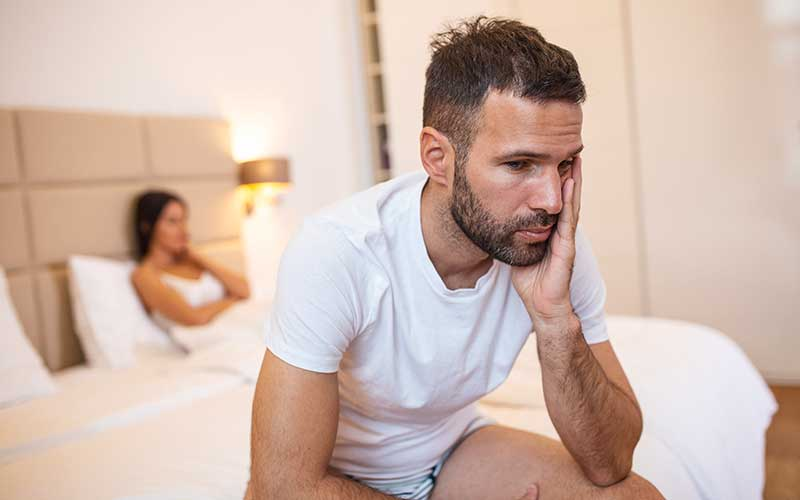 Treating Erectile Dysfunction with HBOT